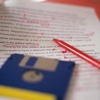 Hur man skriver en etik papper om en film