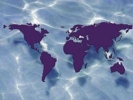 Vad är teorierna av kontinentaldrift & plattektonik?