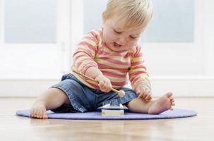 Åldrar & stadier av utveckling för barn