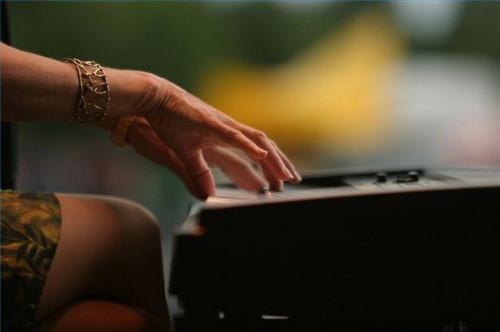 Hur man spelar Piano täten i melodin