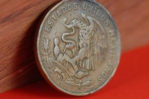 Hur man identifierar mexikanska Silver