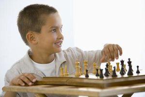 Brädspel för 6-åriga pojkar
