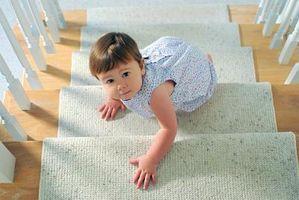 Hur man använder en Baby-Proofing entreprenör