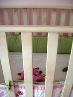 Hur att plocka ut en barnsäng madrass