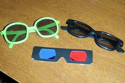 Hur man titta på 3D-filmer