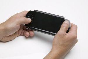 Hur man använder Remote glädje Lite för PSP