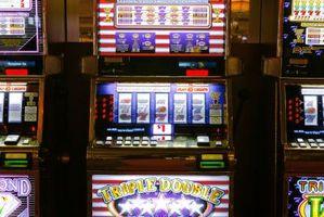 Kasinon med spelautomater i Kalifornien