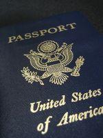 Hur du ändrar namnet på ett pass efter skilsmässa