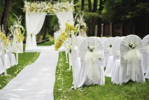 Bröllop etikett för en styvmor