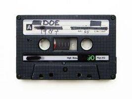 Hur konvertera en kassett till en CD