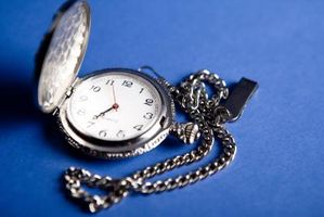 Hur justera relik klockor