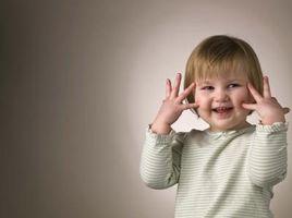 Röst utveckling hos småbarn