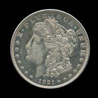 Klassificering av Silver dollar
