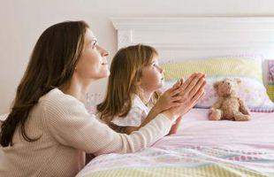 Andlig utveckling hos små barn