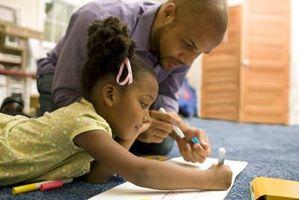 Reframing tekniker för barnets negativa beteende