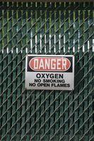 Skillnaderna av syre & syrgas