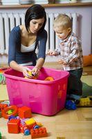 Rådgivning tekniker med barn
