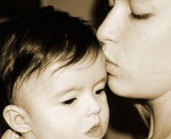Stadier av barns utveckling i relationer