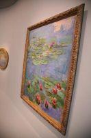 Målningstekniker av impressionismen