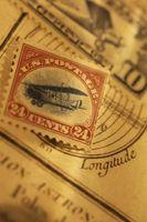 Former av frimärken