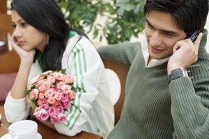 Hur man handskas med en oförskämd make