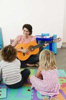 Kul sätt att lära rytm till förskolebarn
