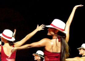 Pop dansens historia