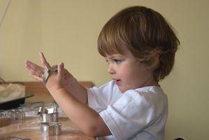 Säkerhetstips för matlagning med barn