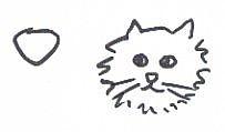 Hur man drar en kattens näsa