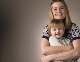 Hur man lever som en ensamstående mamma
