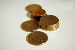 Vad mynt är gjorda av rent guld?