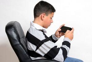 PSP simuleringsspel för små barn