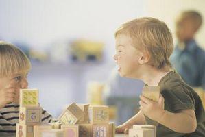 Hur man handskas med känslomässiga härdsmältor i förskolebarn