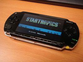 Hur till flytta PS2-spel till PSP