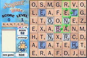 Hur man spelar Scrabble Blast