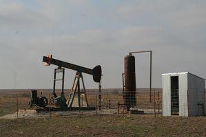 Hur energi blivit lagras i fossila bränslen?