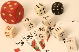 Hur man spelar kort spel sekvensen