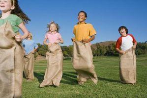 Idéer för en orientations möte för barn