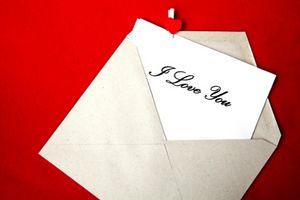 Hur man skriver ett kärleksbrev