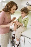 Hur mycket K-Vitamin ska ett barn ta?
