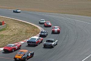 NASCAR racingspel för barn