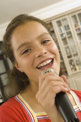 Att sjunga med lätthet av tal