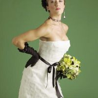 Brud klänning stilar