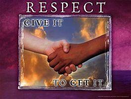 Hur man lär barn att respektera andra